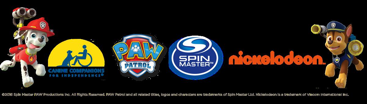 PawPatrol Logos